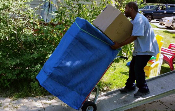 Moving Company In Fitchburg Wisconsin