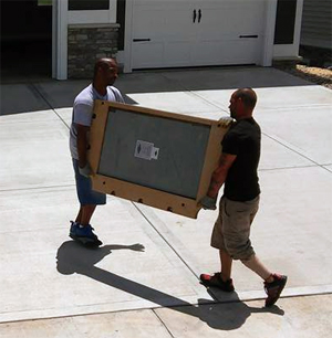 Large And Heavy Item Moving